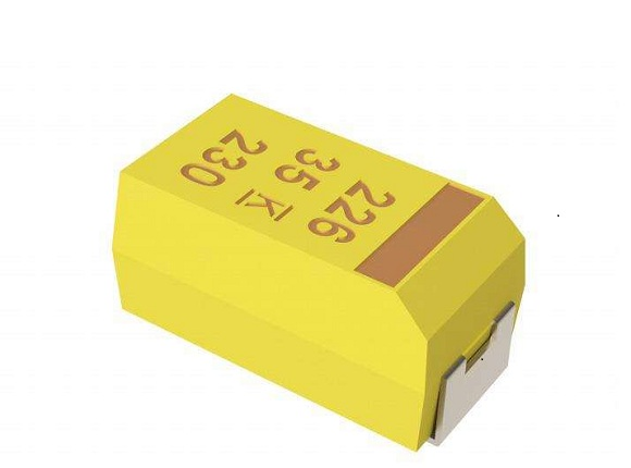 SMD Solid Tantalum Chip Capacitors